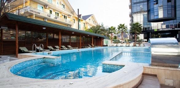 SPA-отдых вSPA-комплексе отеля «Экодом»