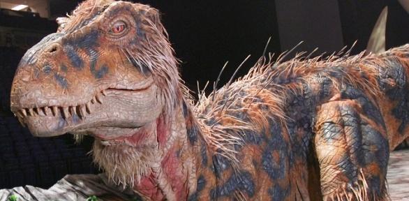 Билет для детей ивзрослых напредставление «Динозавр-шоу»