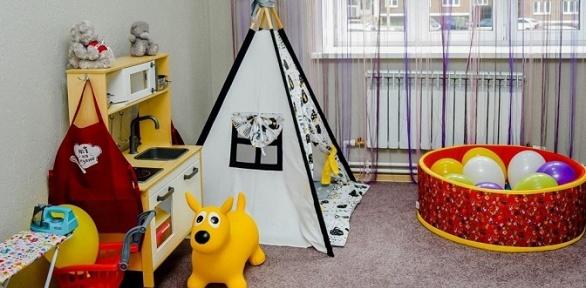 3часа пребывания или аренда мини-сада для детей «Уткин Дом»