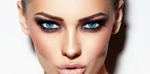 Перманентный макияж губ, век или бровей всети центров BLStudio