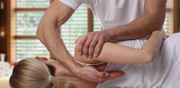 Авторский массаж вручной технике встудии массажа «Люкс-массаж»
