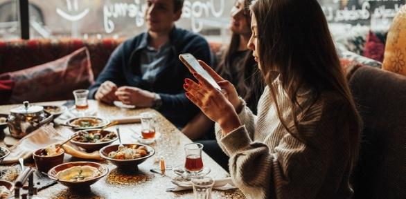 Ужин попрограмме «Стандарт» или VIP вкафе «УПака»