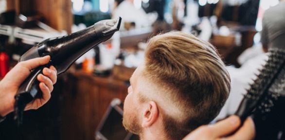 Мужская, детская стрижка вLittle Italy Barbershop