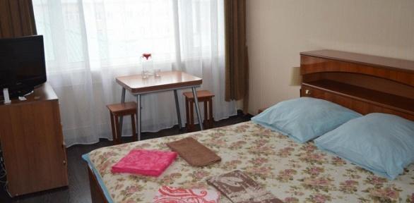 Романтические сутки проживания всети гостиниц «Старый Город»