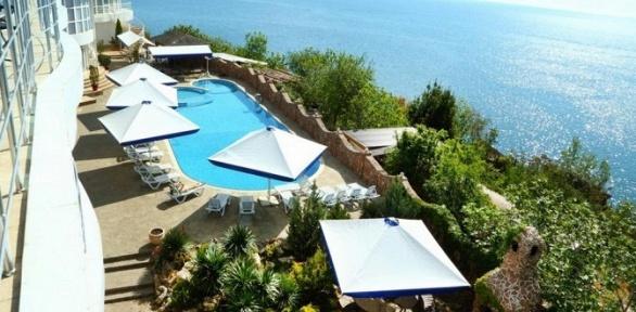 Отдых с15июня наЧерном море посистеме «всё включено» вотеле Majestic