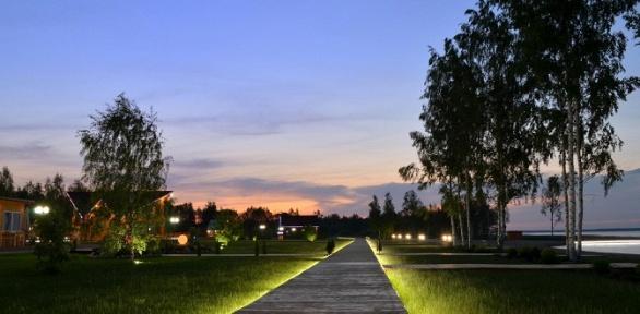 Отдых наберегу заповедного озера Двинье вотеле «Лесное озеро»