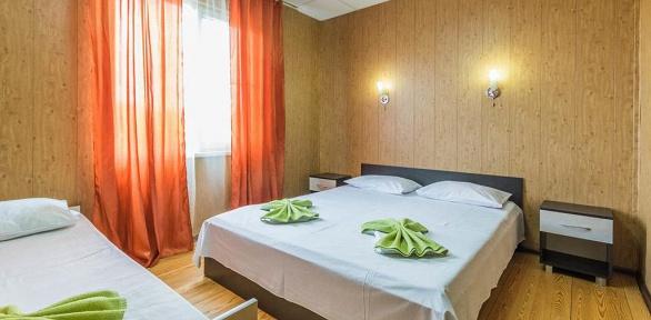 Отдых в Краснодарском крае в гостинице «Мельница»