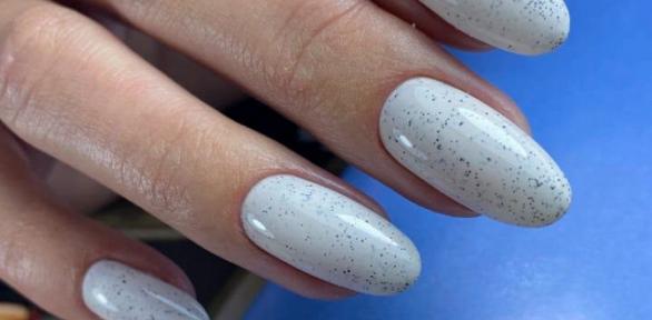Маникюр ипедикюр спокрытием, наращивание ногтей встудии Grechkosy