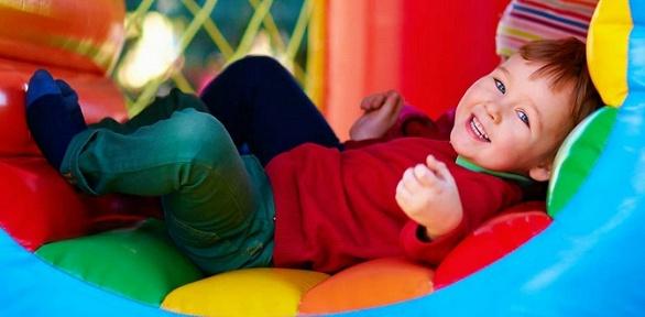 День посещения всех игровых зон вдетском развлекательном парке «Мирабель»