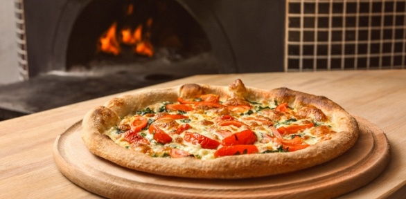 Пицца навыбор отресторана Panorama заполцены