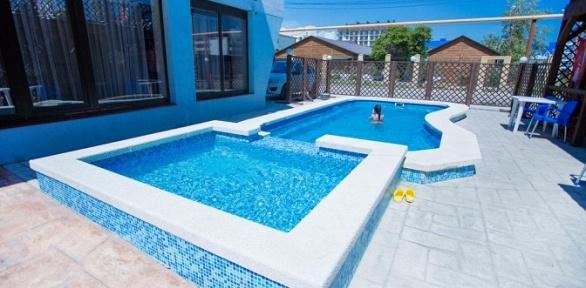 Отдых наберегу Черного моря вотеле Coral Family Hotel