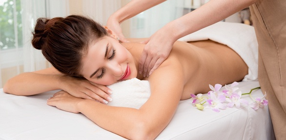 Сеансы массажа встудии Beauty Boutique