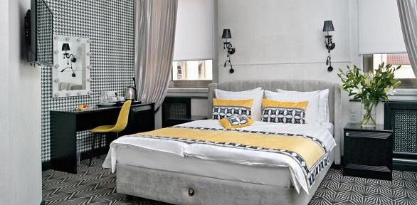 Отдых для двоих сзавтраком варт-отеле «Софит»