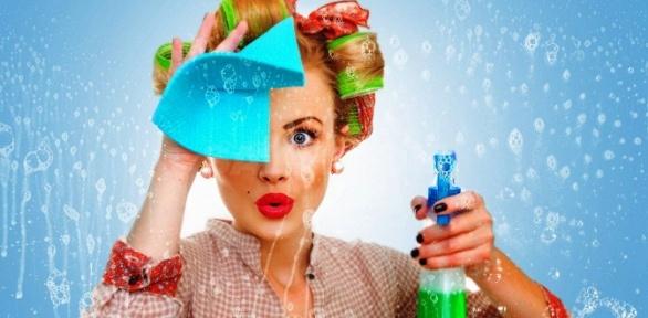 Мытье окон, комплексная, генеральная уборка отклининговой компании Weiss