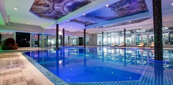 Отдых для двоих спитанием вVnukovo Village Park Hotel & SPA