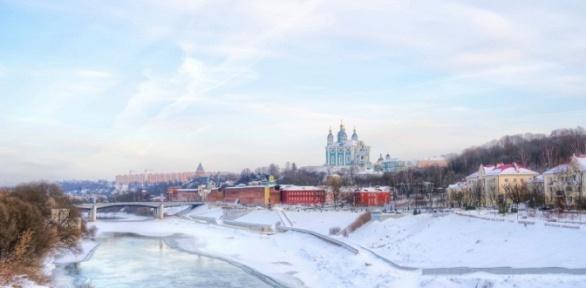 Тур вСмоленск откомпании Smolensk Travel