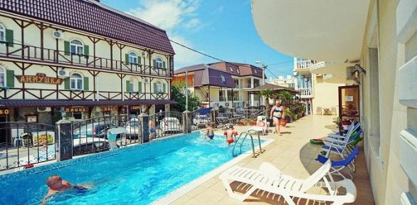 Отдых вКабардинке наберегу Черного моря вгостевом доме «Наталья»