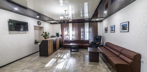 Отдых наДомбае для двоих сарендой мангала вотеле «Горский дом»