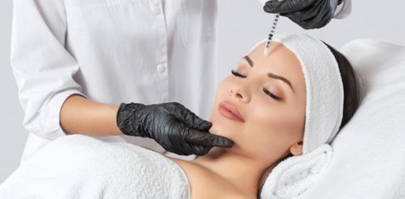 Инъекционная мезотерапия лица, кожи головы или рук всалоне Lazer Estetic