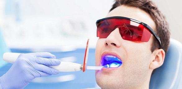 Посещение стоматолога встоматологии Oganoff Clinic
