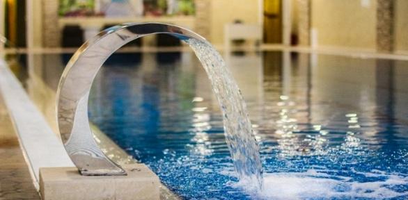 Отдых спитанием, посещением бассейна всанатории «Сосны»