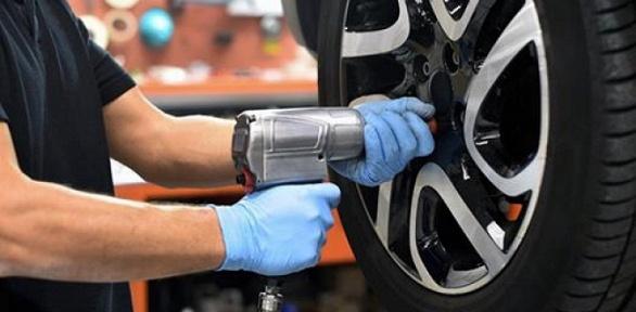 Шиномонтаж колес, ремонт шин откомпании Bazil Avto
