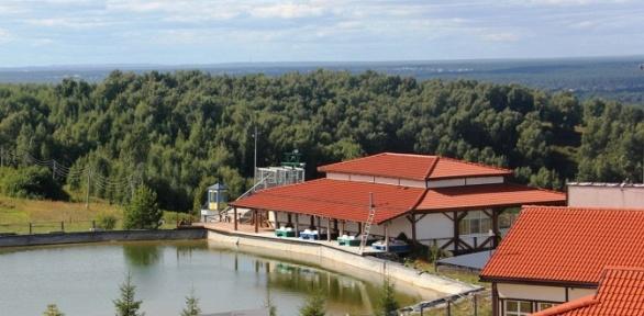 Отдых спитанием, посещением аквакомплекса вСК«Хабарское»