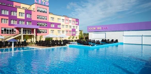 Отдых вFioleto All Inclusive Family Resort InMiracleon