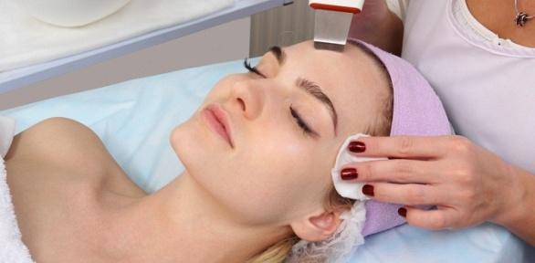 Мезотерапия, биоревитализация, пилинг или чистка лица встудии Princess