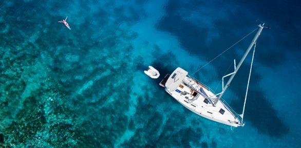 Морская прогулка или экскурсия наяхте поморю откомпании Vlasovsail