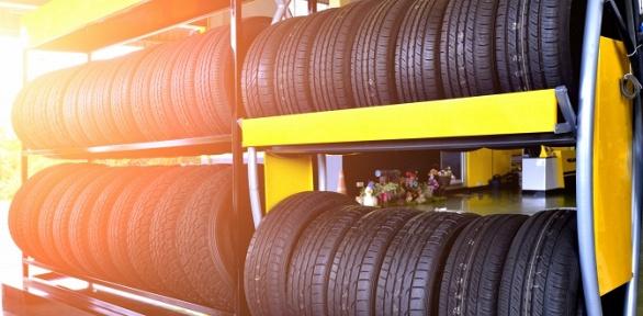 Сезонное хранение 1комплекта шин радиусом доR21 откомпании «Урбанвил»