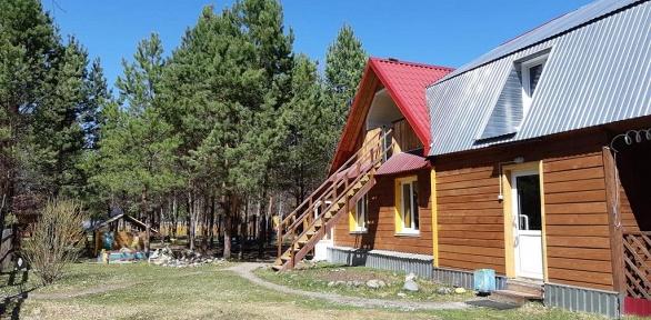 Отдых вГорном Алтае набазе отдыха «Сельская усадьба»
