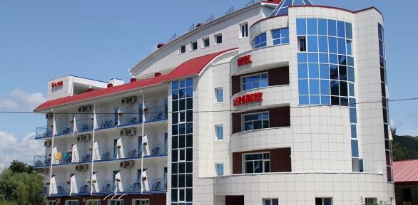 Отдых наберегу Черного моря спитанием «полный пансион» вотеле Paradise