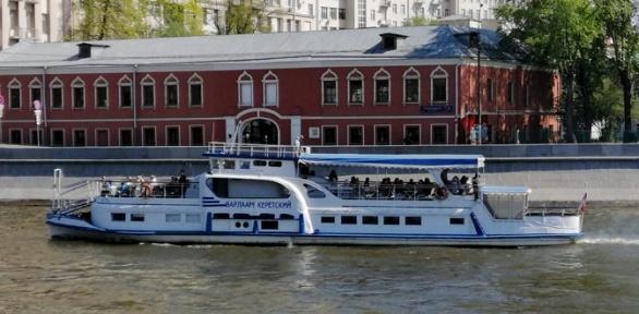 Прогулка натеплоходе «Варлаам Керетский» откомпании Boat-Tour