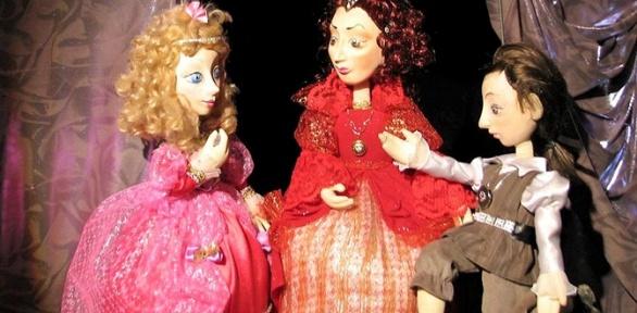 Спектакль вТольяттинском театре кукол за полцены