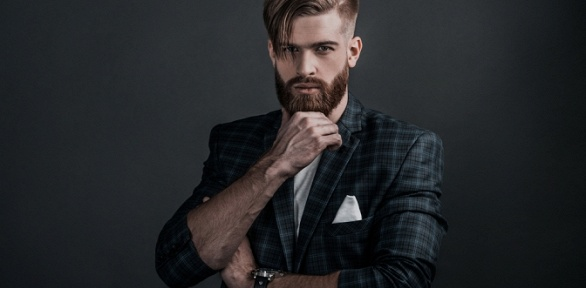 Мужская идетская стрижка или стрижка бороды вбарбершопе «Как жених»