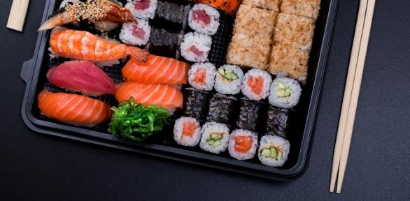 Суши-сеты отресторана доставки «Суши №1»