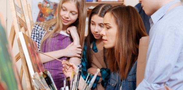 Курс или мастер-класс навыбор отхудожественной студии «Арт-домик»
