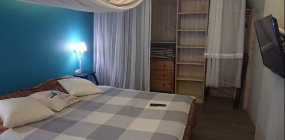Отдых в«Апартаментах наХалтуринском4а»