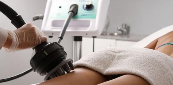 Посещение сеансов вибрационного массажа в«Студии эстетики тела»