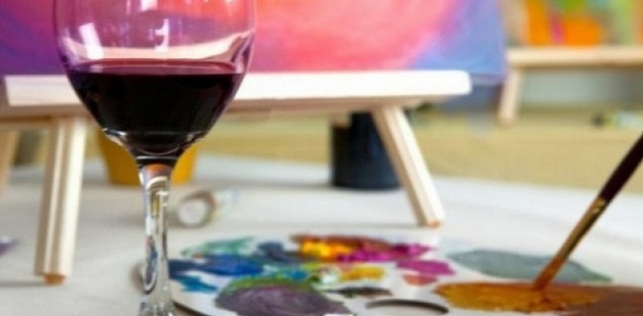 Посещение арт-вечеринки для одного, двоих или троих вресторане «Рулька»