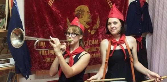 Билет вМузей СССР заполцены