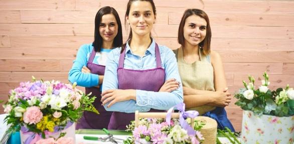 Флористические мастер-классы навыбор откомпании Flora Style