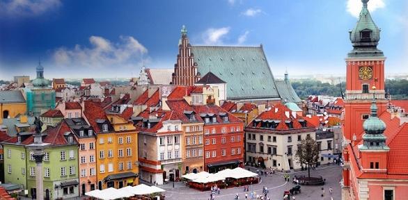 Экскурсионный тур «Семь столиц Европы»