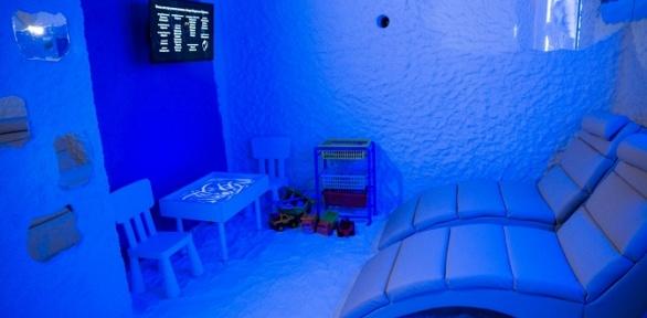 Абонемент на5, 10или 15посещений соляной комнаты вакваклубе «Ассолька»