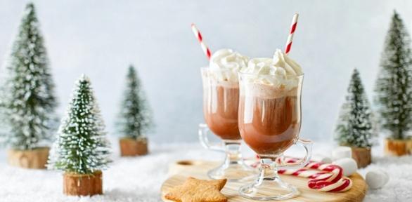 Напиток идесерт вкафе Caramel