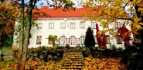 Загородный отдых вфинской усадьбе «Лесогорская»