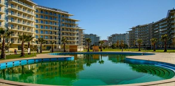 Отдых вСочи вотеле «Сочи Парк Отель» отагентства «Города иреки»