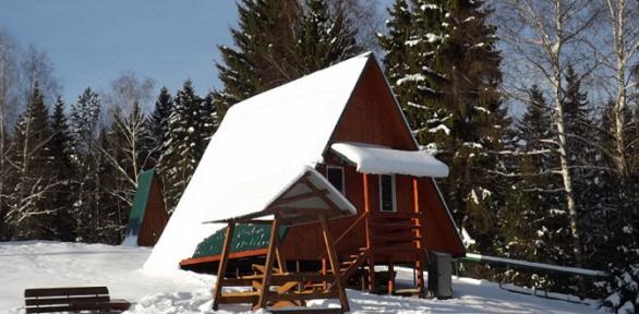 Аренда домика или отапливаемой беседки набазе «Снегиревская усадьба»