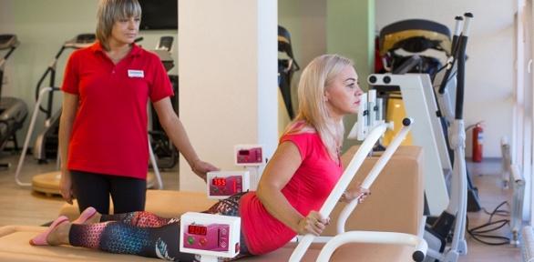 Программа для похудения вспортивном клубе «Разминка»